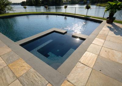 slate and lagoon interiors